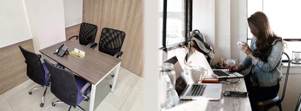 Coffee vs Meeting Room