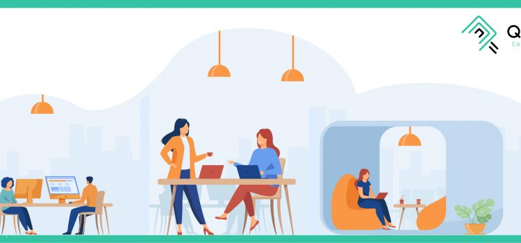 5 Reasons Why Large Businesses Prefer Coworking Spaces