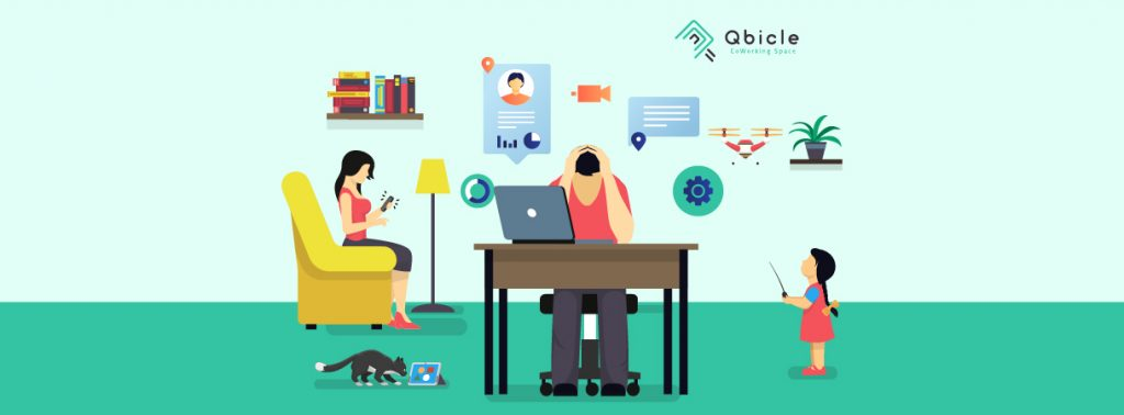 Why Choose Coworking Over Working From Home?